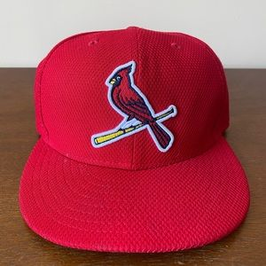New Era St Louis Cardinals Fitted Hat
